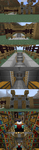 Minecraft - Alchemy House and Enchantment Library by Swapfire