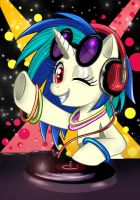 DJ put the Record On! by Vocalarts