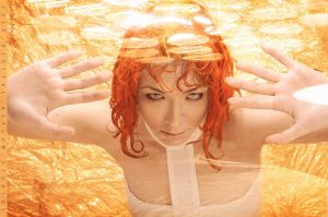 LeeLoo The Fifth Element Cosplay by dreamerl85
