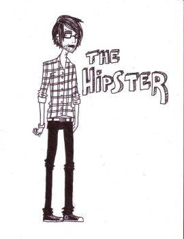 The Hipster by our-hands-and-feet