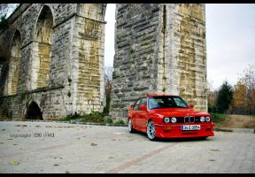 BMW E30 M3 - 6 by rugzoo