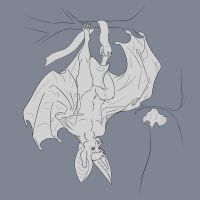 Bat Transformation 5 by curious-red-fox