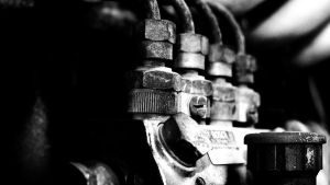 Old Engine by daenuprobst