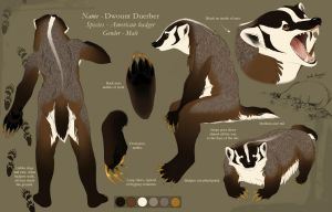 Dwount ref sheet by Shadowwolf