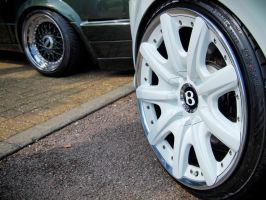 Bentley vs BBS by crezo