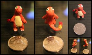 #004 Charmander by cheese-puff82