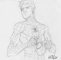 Peter Parker by Lemwell