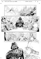 Darth Vader And the 9th Assassin preview page by MarkIrwin