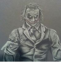 Joker sketch by cdomingue