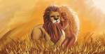 Lion Babe by RanceWasHere