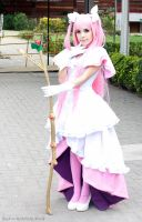Madoka Ultimate Cosplay by AsamiKyu