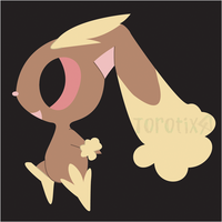 Lopunny for ShikkaTL by Torotix