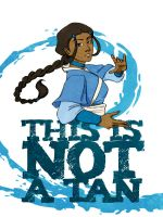 Katara: This is Not a Tan by mimetic-heresy