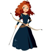 Merida by Umintsu