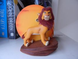 Disney Store 20th Anniversary Lion King Ornament by OliveTree2