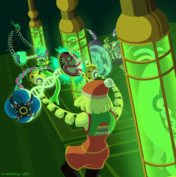 ARMS: DNA Lab by A-Bumbling-Idiot