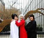 Fruits Basket - Old Friends by BaconFlavoredCosplay