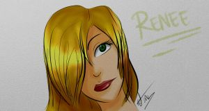 Renee by etracentric