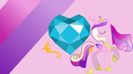 ~ Princess Cadance Wallpaper ~ by Ponyphile