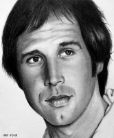 Chevy Chase by Doctor-Pencil