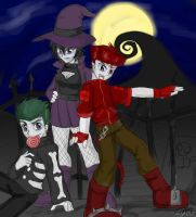 NBC: Kidnap the Sandy Claws by galaxyofgover