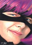 Kickass Hit Girl by Dr-Horrible