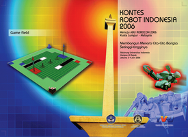 Commision : KRI 2006 cover by ernn
