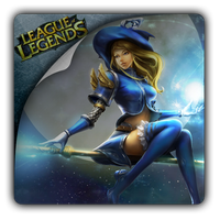 League Of Legends icon by Themx141