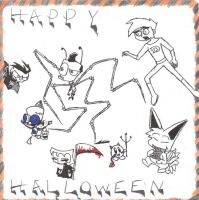 HAPPY HALLOWEEN by EALM528