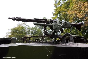 Polish military parade GUN 01 by remigiuszScout