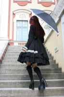 Gothic Lolita 23 by Kechake-stock