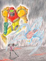 Metroid Prime by ClayPita