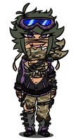 Full Body Jamilia Vechita .:With Information!:. by TickingGears