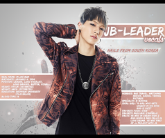 + JB - Profile + by Yuniffie