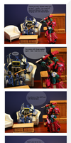 The Adventures of Housewife Perceptor. Pt 3. by Dellessanna