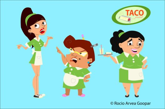 Tacojoint by RoArGo