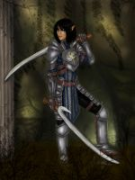 DAO: Grey Warden by mariatresh