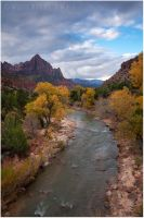 Weather in Zion by tourofnature
