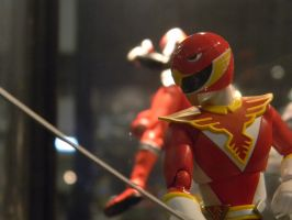 SHFiguarts Red Hawk by ToaKarou