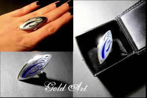 RumBelle Ring by ArtGoldArt