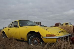 Opel GT by KyleAndTheClassics