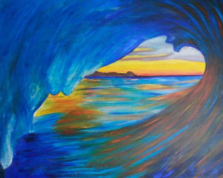The Wave by Bex013