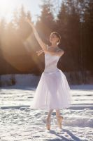 winter ballet 2 by DenisGoncharov