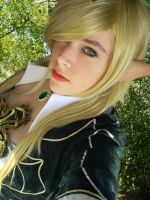 Lineage II Light Elf by DinyChan