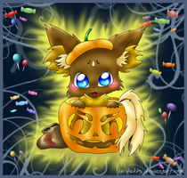 "Malakay: ""Trick or Treat"" by Isi-Daddy"