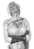Powergirl by Ultrajack