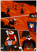 Tigress Lava comission by the-killer-wc
