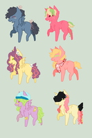 Special pastel adopts by REDandYELLOWZ