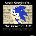 Sonic's Thoughts On...The Genesis Arc by Pyrose17