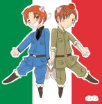 Italy brothers by BlueEagleIX